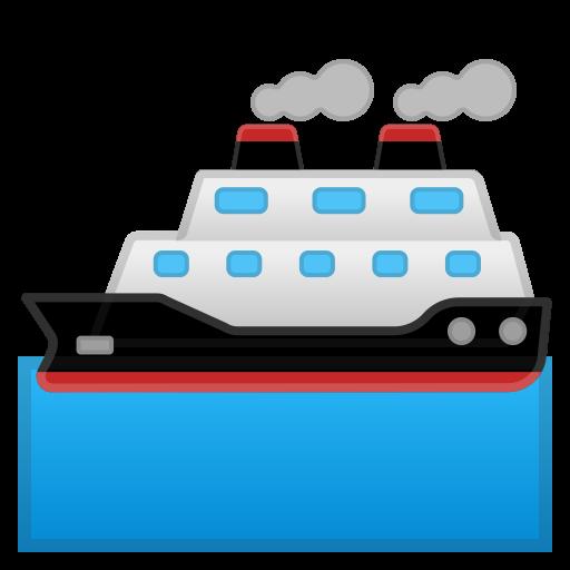 Ship Icon Noto Emoji Travel Places Iconset Google