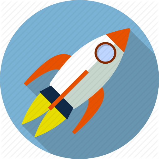 Rocket Ship Icon Transparent Png Clipart Free Download