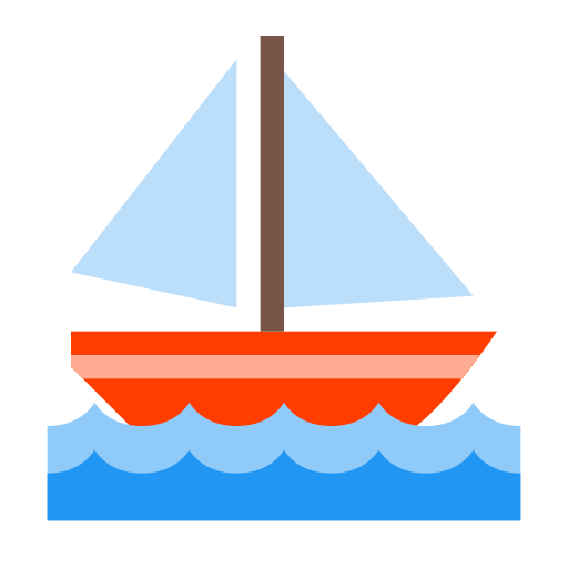 Sail Boat, Sea, Ship Icon With Png And Vector Format For Free