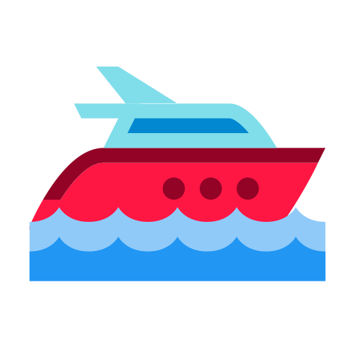 Yacht, Transport, Boat Icon With Png And Vector Format For Free