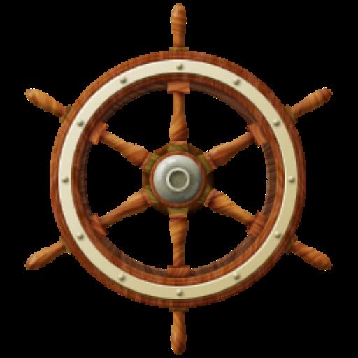 Wheel, Ship Icon