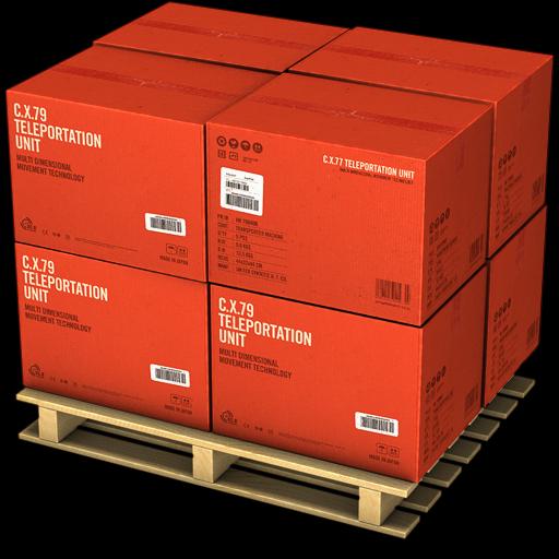 Box Container Icon