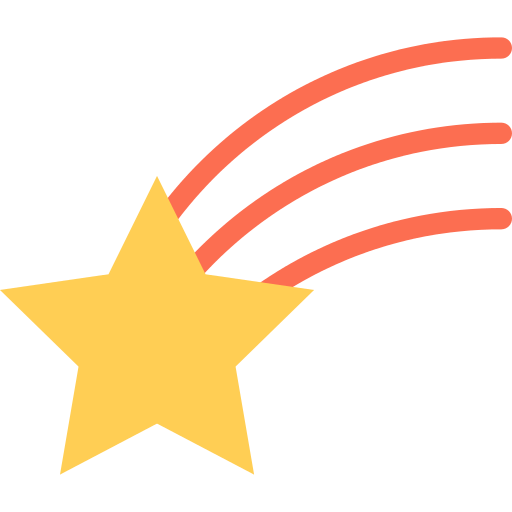 Shooting Star Png Icon