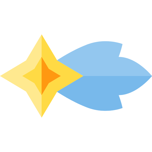 Shooting Star Star Png Icon