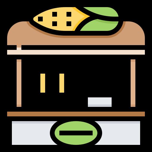 Corn, Food, Shop, Street, Vegetable Icon Free Of Street Food