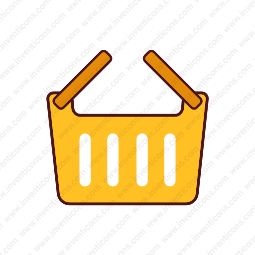 Download Shopping,basket Icon Inventicons