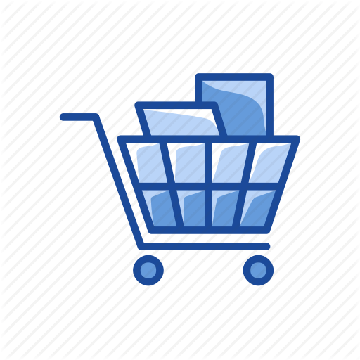 Cart, Grocery Cart, Online Shopping, Shopping Cart Icon