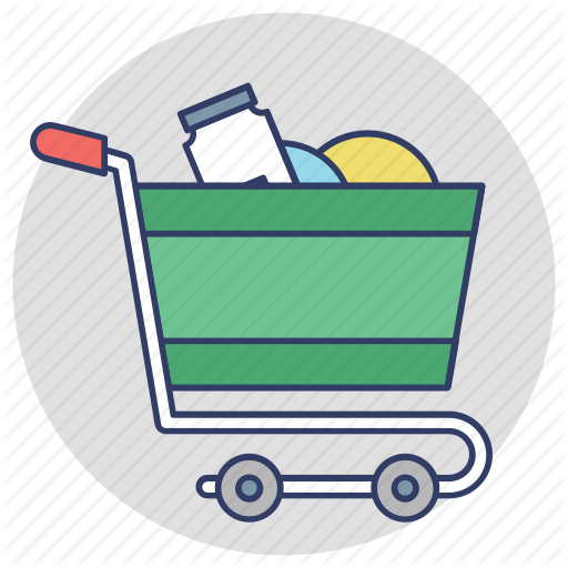 Buy Online, Ecommerce, Grocery Cart, Grocery Shopping, Shopping