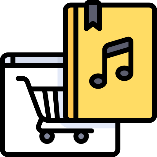 Shopping Cart Audiobook Png Icon