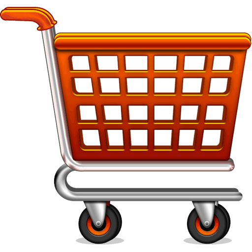 Shopping Cart Icon With And Png Format Xango Mangosteen