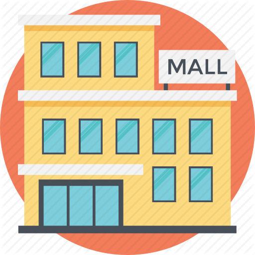 High Rise Building, Mall Building, Massive Building, Shoping Store