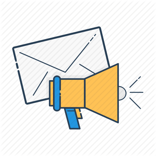 Email, Loud, Marketing, Newsletter, Seo, Shout Out, Speaker Icon
