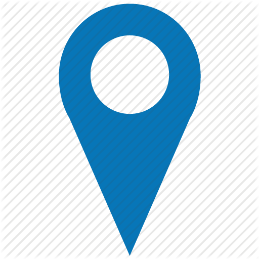Blue Location Icon Location Marker Pin Map Gps Carewell Urgent Care