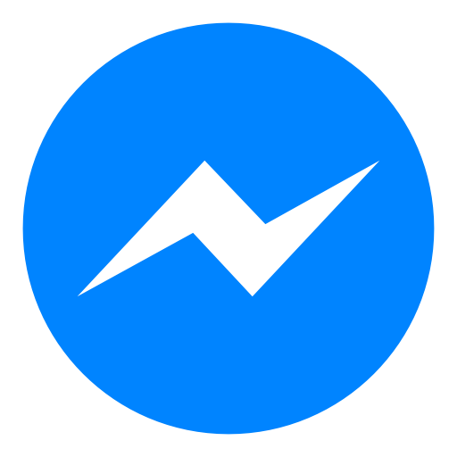 Bolt, Chat, Facebook, Message, Messenger, Social, Text Icon