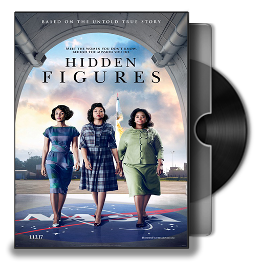 Hidden Figures Folder Icon
