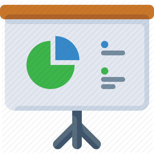 Chart, Data, Piechart, Presentstion, Show Icon