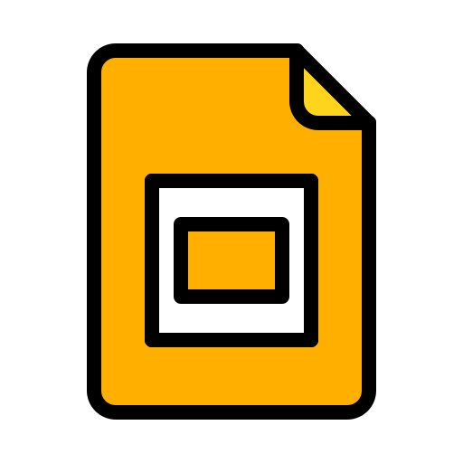 Slide, Show, Presentation, Google, File, Service Icon Free