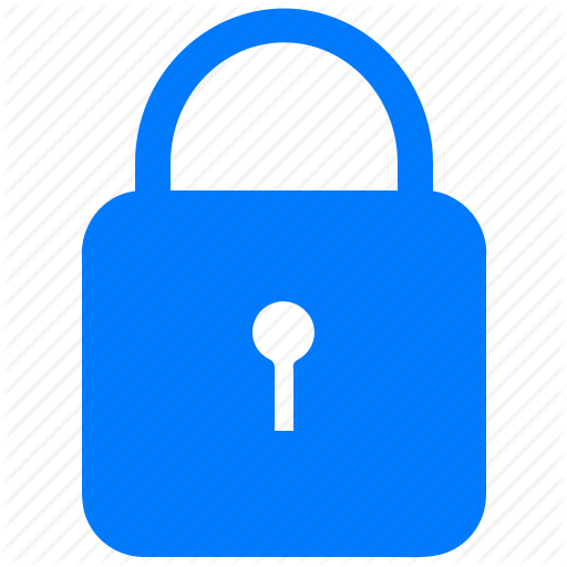Key, Lock, Locked, Password, Protection, Safe, Secure, Security Icon