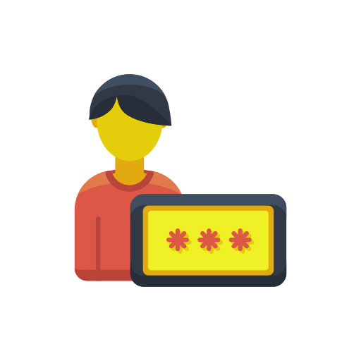 User Password Icon Free Download