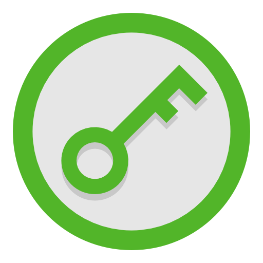 Manager, Password Icon