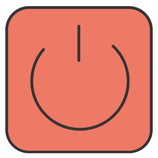 Shutdown Icon With Png And Vector Format For Free Unlimited