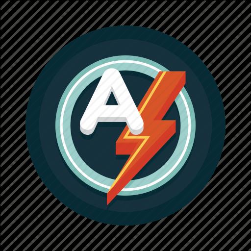 Auto, Automatic, Camera, Flash, Light, Photography, Symbol Icon