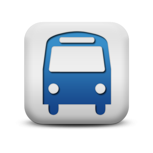 Bus Transportation Icon Images