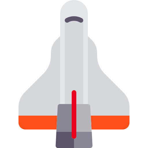Space Shuttle Png Icon