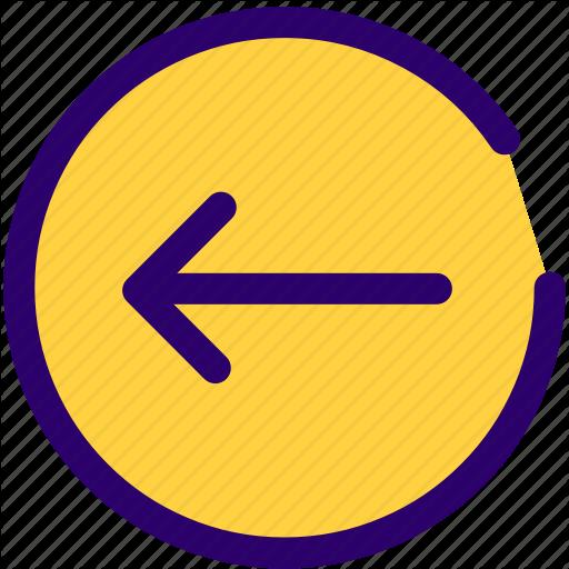 Arrow, Left, Left Side, Side, Slider, Website Icon