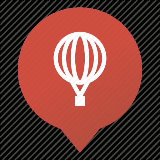 Balloon, Flight, Markers, Sightseeing Flight, Transport, Travel