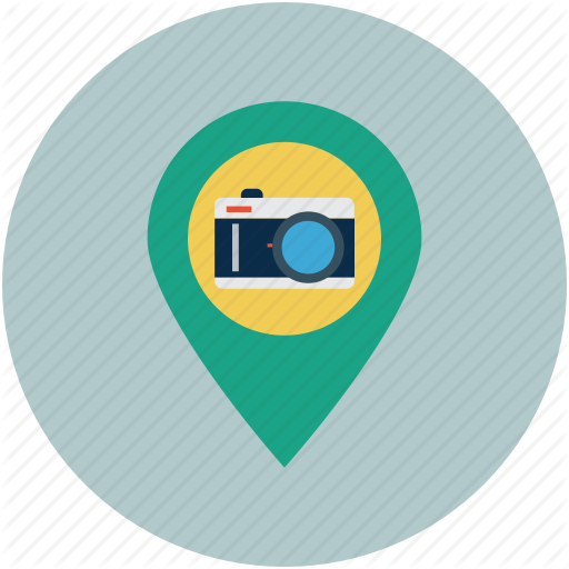 Landmark, Photography Location, Point Of View, Sightseeing Icon