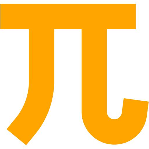 Orange Pi Sign Icon