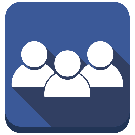 Facebook, Facebook Group, Group Icon