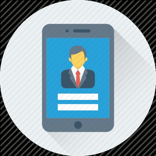 Login, Mobile, Mobile Application, Mobile Login, Sign Up Icon