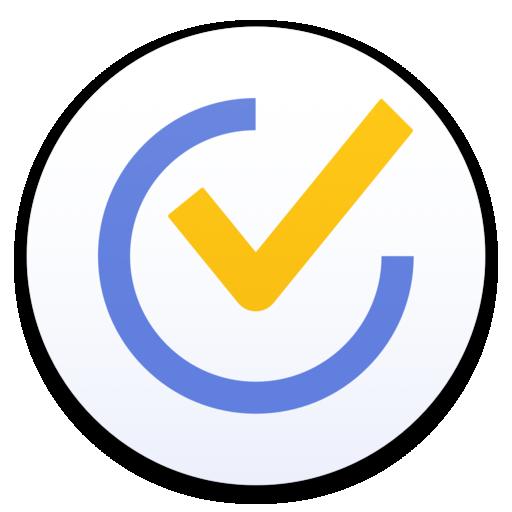 Ticktick Mac Icon
