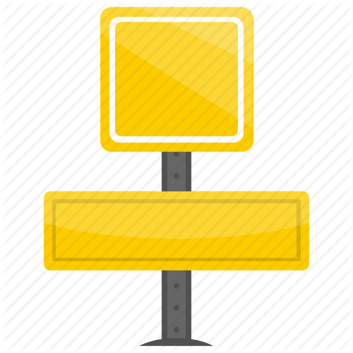 Information Sign, Information Signage, Road Sign, Road Sign Board