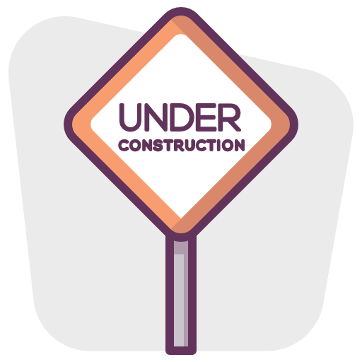 Under, Construction, Protection, Signal Icon Free Of Protection