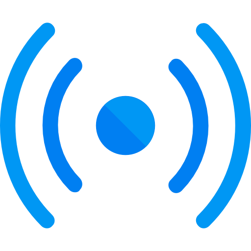 Multimedia, Connection, Signal Icon