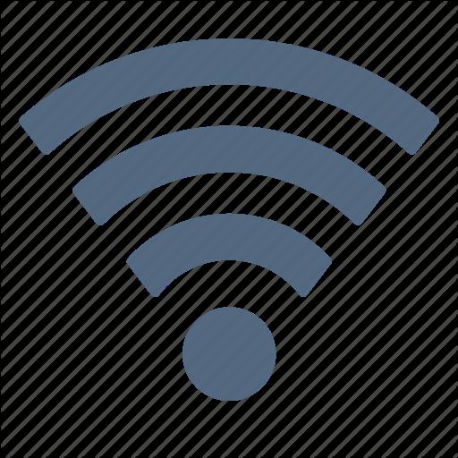 Hardware, Network, Signal, Strength, Wifi, Wireless Icon
