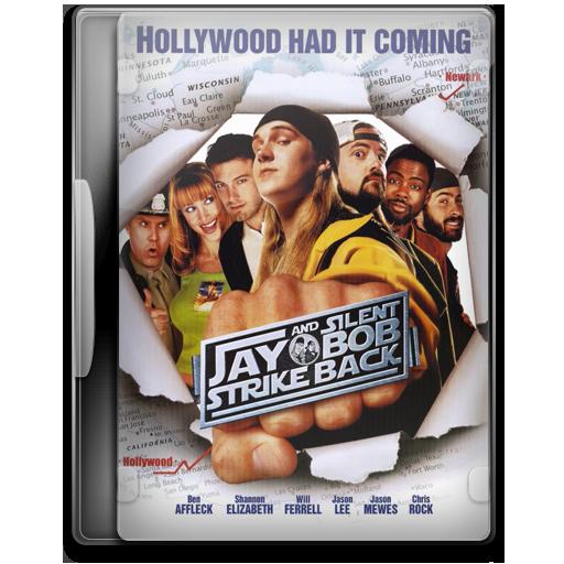 Jay And Silent Bob Strike Back Icon Movie Mega Pack Iconset