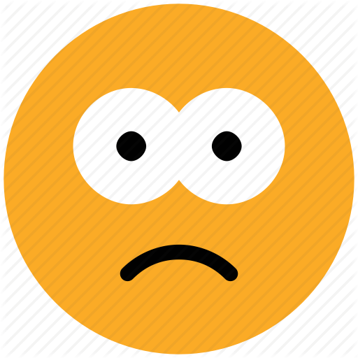 Download Free Png Confused, Dizzy Emoji, Emoticon, Silly Face