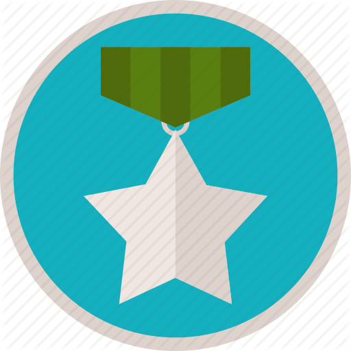 Achievement, Badge, Best, Bronze, Gamification, Medal, Star