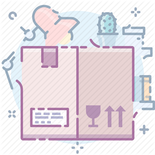 Box, Delivery, Fragile, Pack, Product Icon