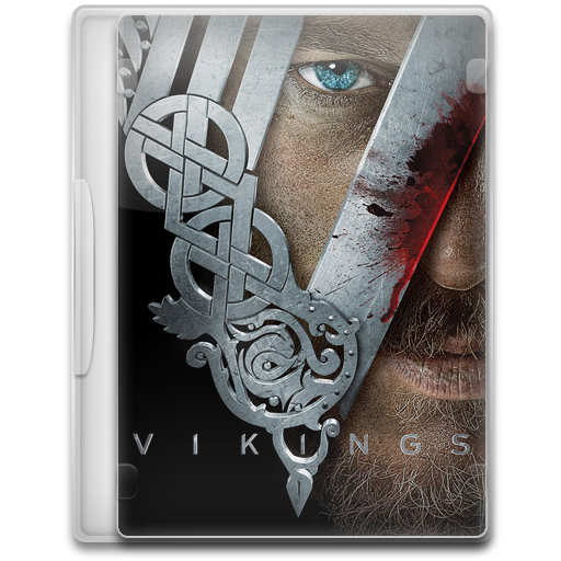 Vikings Icon Tv Show Mega Pack Iconset