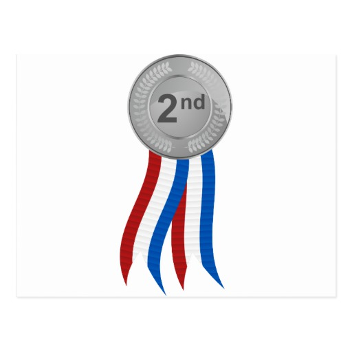 Pictures Of Silver Medal Icon
