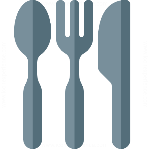 Iconexperience G Collection Knife Fork Spoon Icon