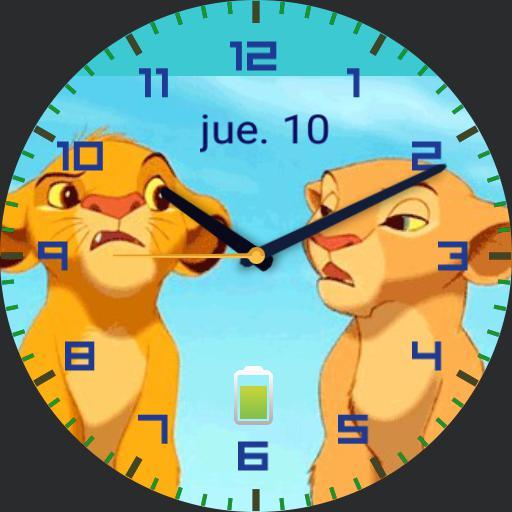 Simba Nala For Huawei Watch
