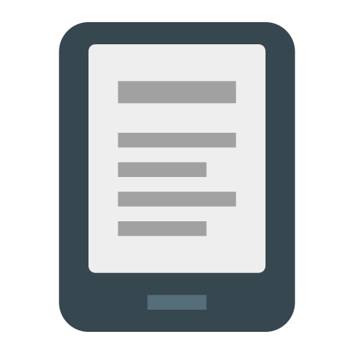 Kindle, Amazon Kindle, Book Icon With Png And Vector Format