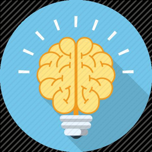 Brain Logos Illustration, Dessin