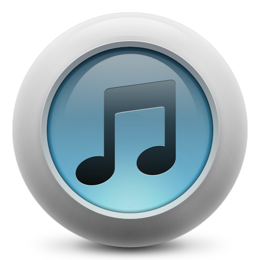 Itunes Simple Icon Itunes X And Extras Iconset